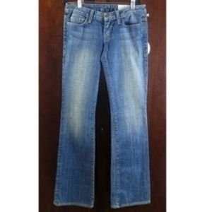 People's Liberation Boot Cut Jeans Size 28 NWT